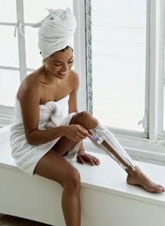 бръснене при жените
