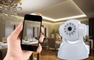 Видеонаблюдение на дома с IP камери