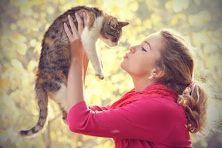 мъжете предпочитат кучета, а жените - котки
