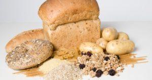 картофите и хляба в една диета