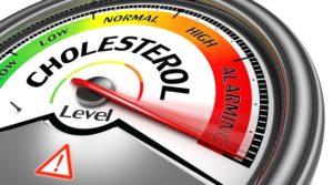 Нивата на холестерола зависят от диетата