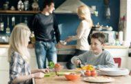 Разделното хранене – отлично решение при проблемен стомах