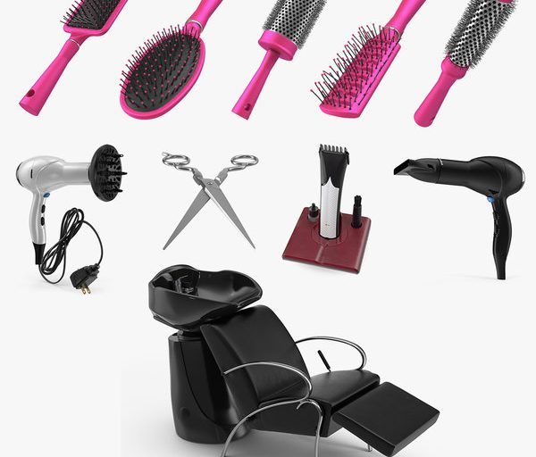 Фризьорският стол – един от най-важните елементи на професионалното фризьорско оборудване