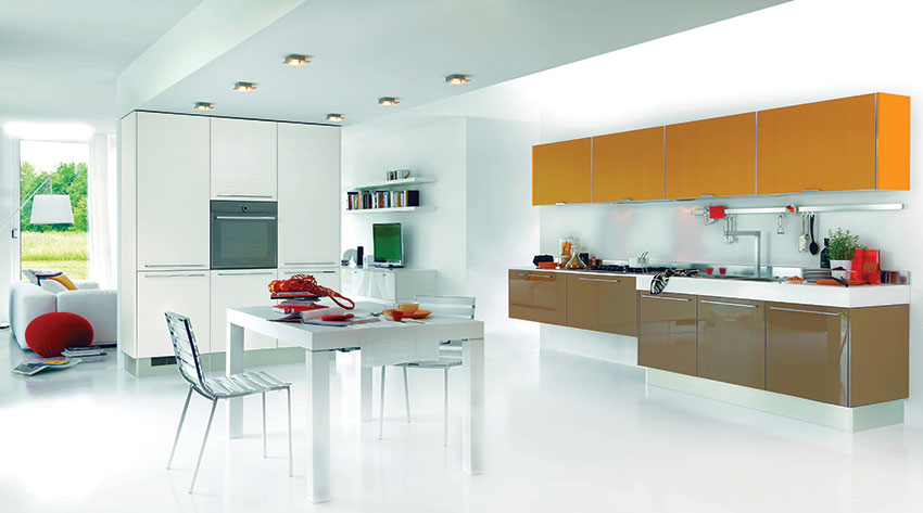 Кухненски шкафове – функционалност и красота в облика на помещението