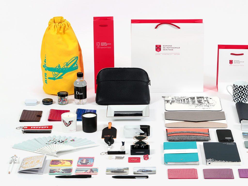 Специални комплекти за фирмен подарък